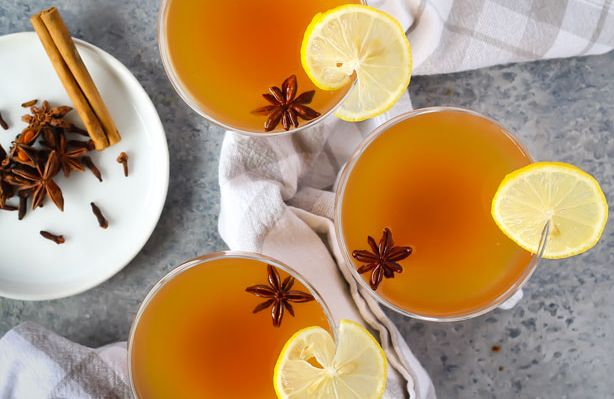 Hot Toddy Mocktail