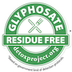 Glyphosate Residue Free